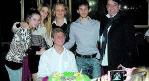 Famiglia Ciontoli e Marco Vannini (foto dal web)