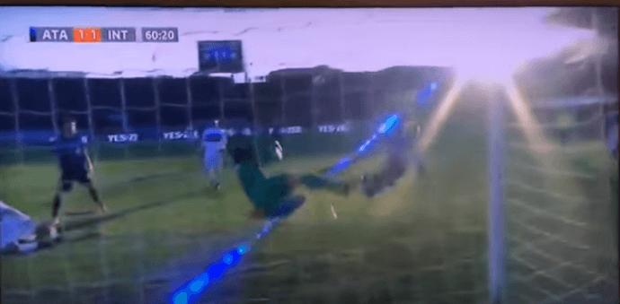 Atalanta-Inter, Handanovic come Benji Price. L'incredibile parata dell'interista VIDEO