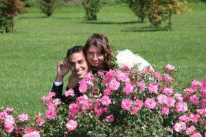 Maria Cristina Omes e Carlo Lissi (foto facebook)