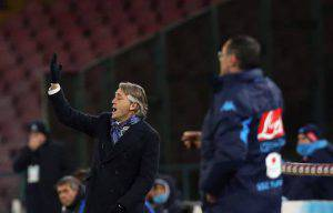 Mancini e Sarri(getty images)