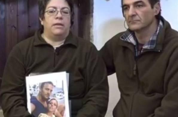 Francesco ed Eleonora Ragone (ritaglio video)
