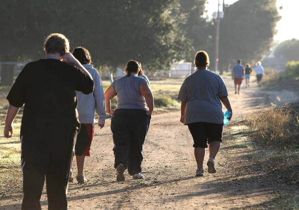 I rischi per la salute degli ex obesi