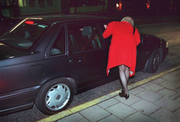 Prostituta (CLAUDIO BRESCIANI / TT/AFP/Getty Images)