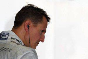 Michael Schumacher (Photo by Ker Robertson/Getty Images)