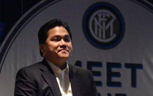 Erick Thohir (Photo credit should read BAY ISMOYO/AFP/Getty Images)