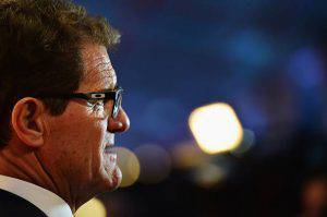 Fabio Capello (Photo by Jamie McDonald/Getty Images for Laureus)