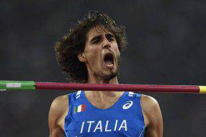 Gianmarco Tamberi (Photo credit should read FRANCK FIFE/AFP/Getty Images)