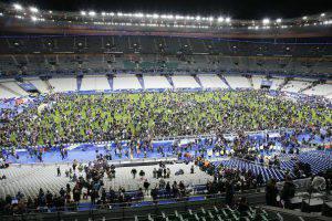 Stade de France (Photo credit should read MATTHIEU ALEXANDRE/AFP/Getty Images)