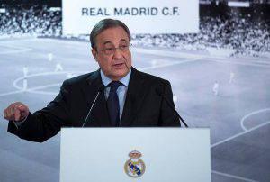 Florentino Perez (Photo by Gonzalo Arroyo Moreno/Getty Images)