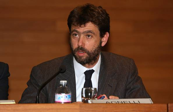 Andrea Agnelli (Photo by Vincenzo Lombardo/Getty Images)