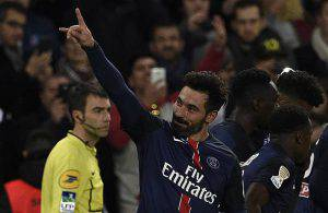 Ezequiel Lavezzi (Photo credit should read FRANCK FIFE/AFP/Getty Images)