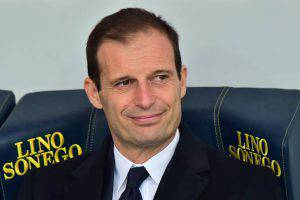 Massimiliano Allegri (Photo credit should read GIUSEPPE CACACE/AFP/Getty Images)