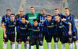 Inter (Photo credit should read GIUSEPPE CACACE/AFP/Getty Images)
