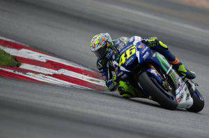 Valentino Rossi (Photo credit should read MOHD RASFAN/AFP/Getty Images)