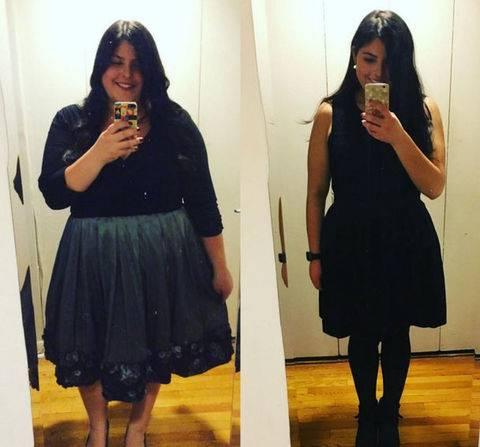 """Perde 38 chili in 8 mesi """"così ho iniziato a vivere"""" – FOTO"""