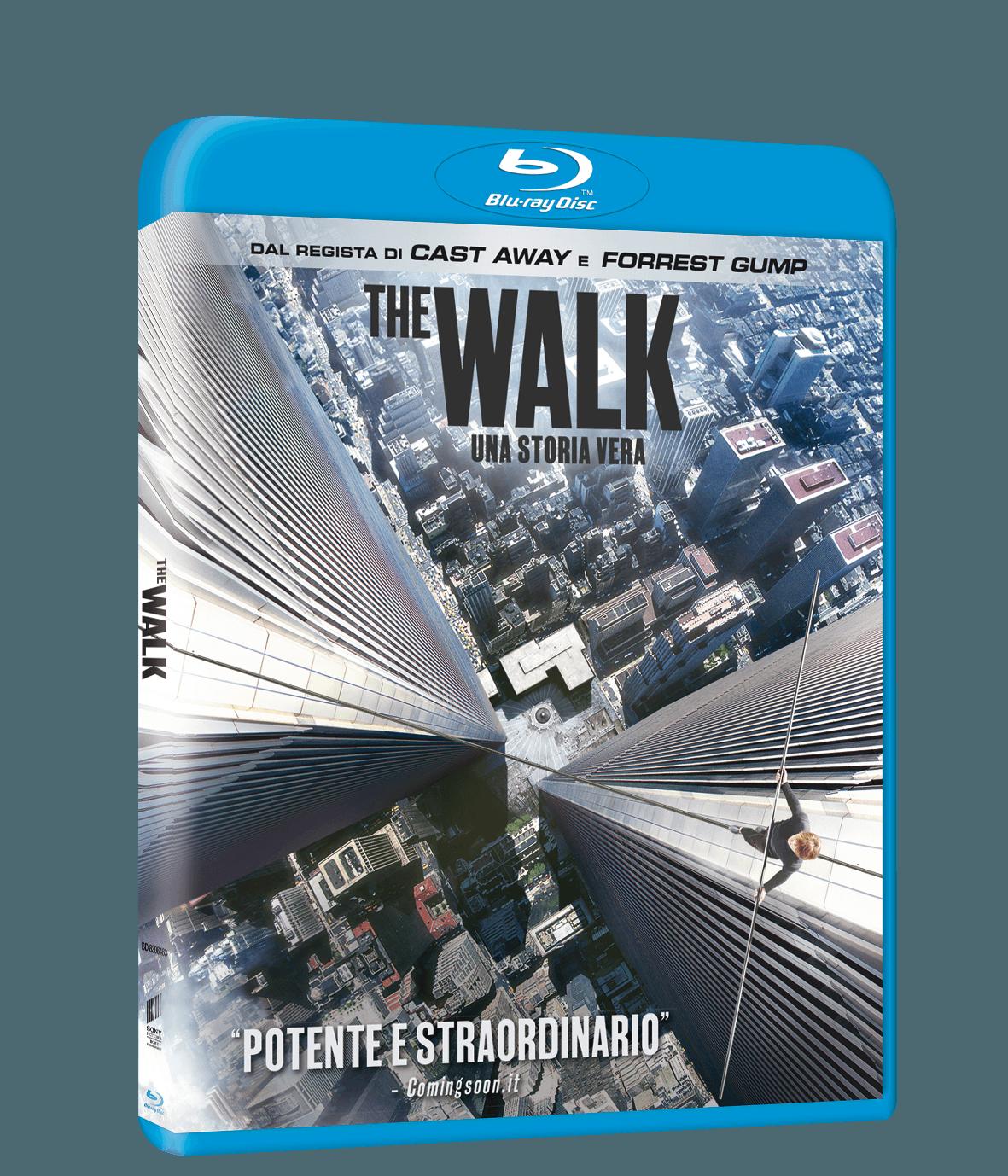 """The walk"" in blu-ray: recensione"