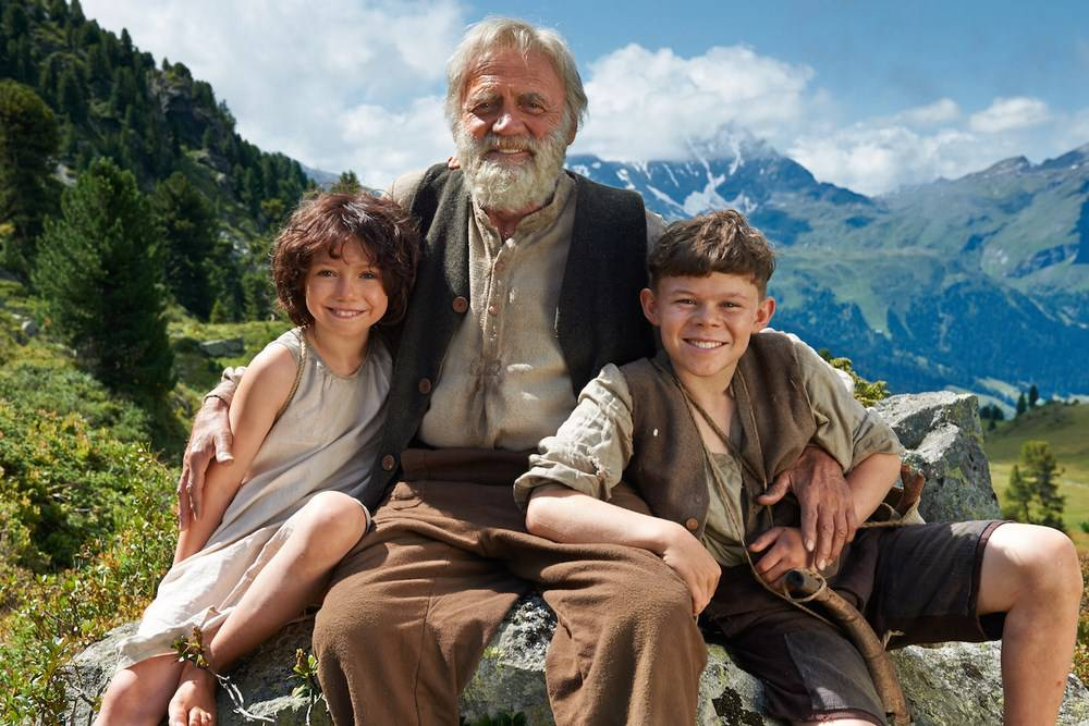 """Heidi"": il film in live action"