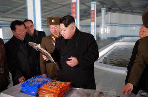 Kim Jong-un (KNS/AFP/Getty Images)