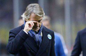 Mancini disperato (getty images)