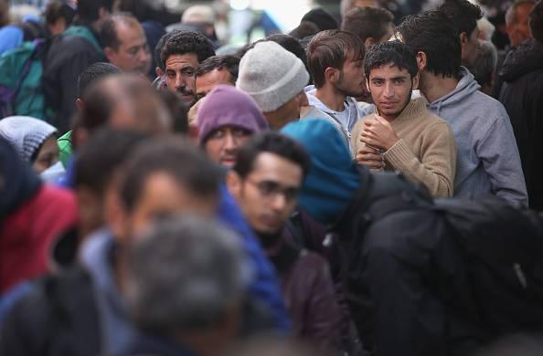 Migranti (Sean Gallup/Getty Images)