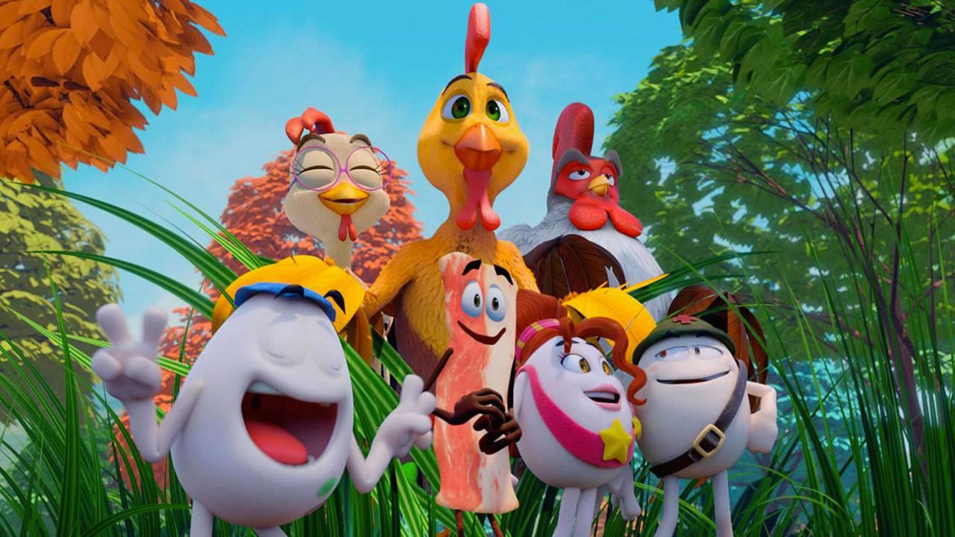 """""""Pedro galletto coraggioso"""": il pollo pugile sbarca al cinema"""