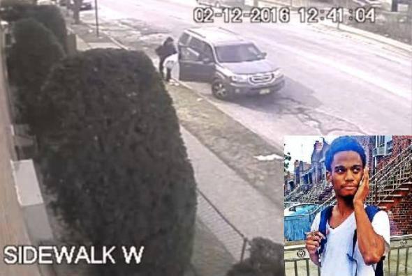 Fugge dopo la rapina, ma finisce molto male (VIDEO)
