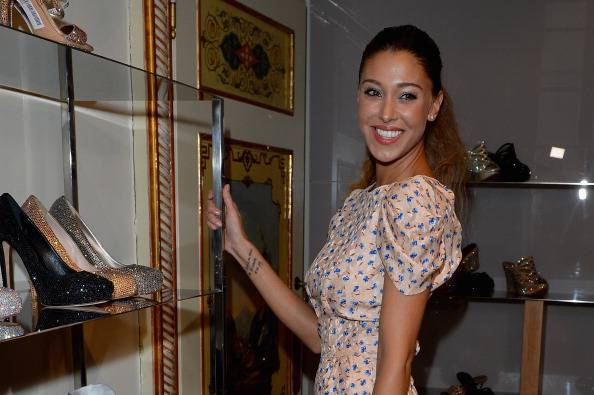 Belen Rodriguez (Photo by Stefania D'Alessandro/Getty Images for Le Silla)