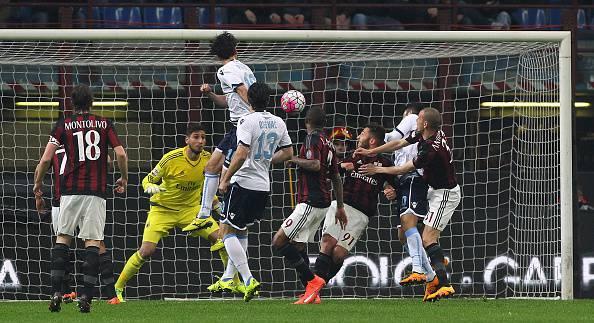 Milan – Lazio e i risultati della serie A