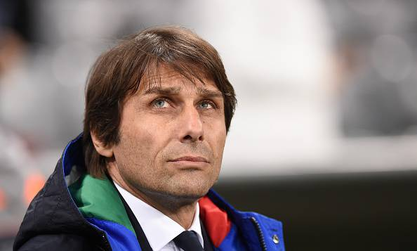 Antonio Conte (Photo by Lukas Barth/Anadolu Agency/Getty Images)