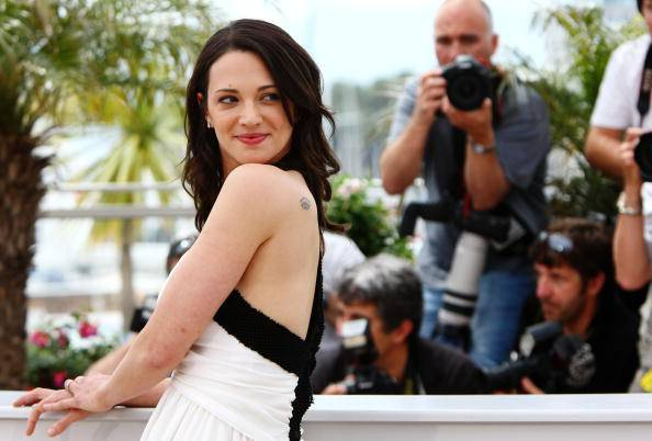 Asia Argento (Photo by Sean Gallup/Getty Images)