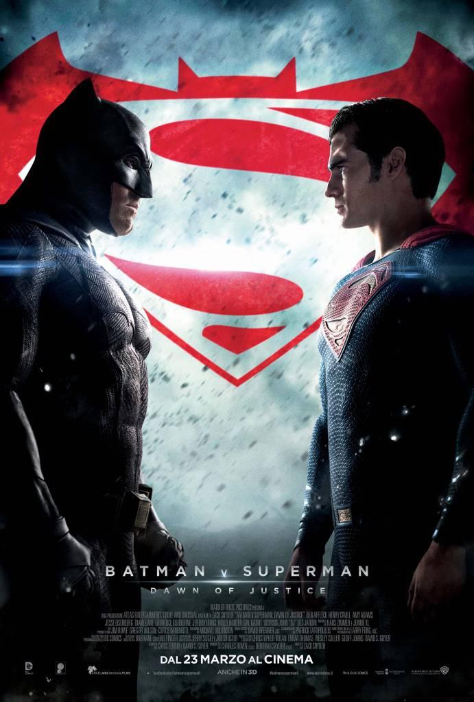 """Batman v Superman: Dawn of justice"" – recensione"