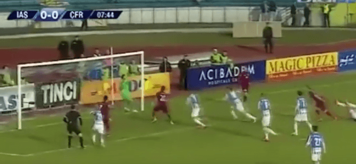 4 parate in 6 secondi, l'italiano Caparco dà spettacolo in Romania VIDEO