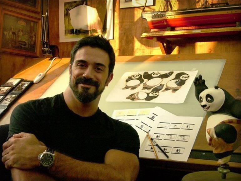 """""""Kung Fu Panda 3"""": a lezione di cinema con Alessandro Carloni"""