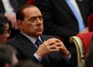 Silvio Berlusconi (Vittorio Zunino Celotto/Getty Images)