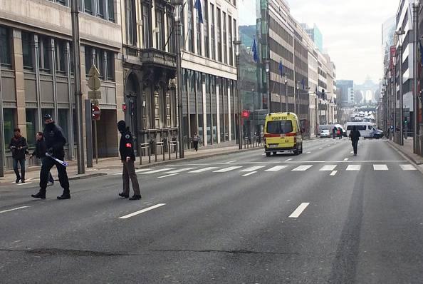 Bruxelles, corpi straziati in aeroporto e metro