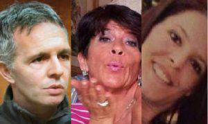 Freddy Sorgato, Manuela Cacco, Debora Sorgato