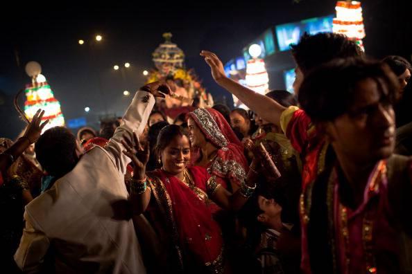 Matrimonio (Daniel Berehulak/Getty Images)