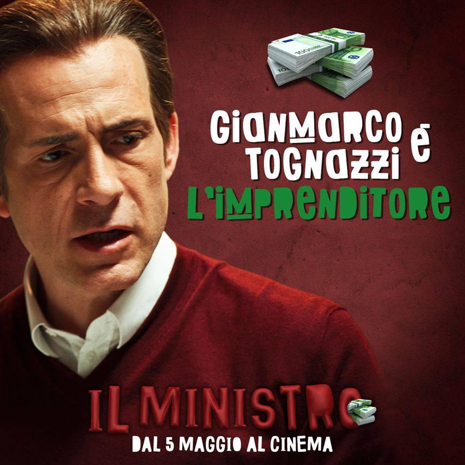 """""""Il ministro"""": clip in esclusiva del film di Giorgio Amato"""