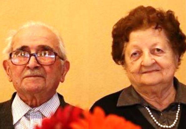 Olfo Conti e Ludovina Bruschi (foto dal web)