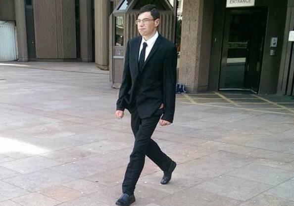 Kieran Dalton (foto dal web)