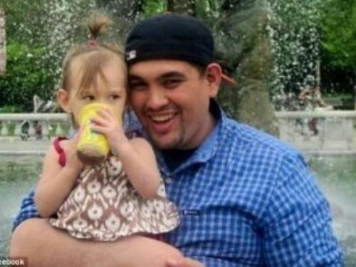 papà annega per salvare la figlia di 6 anni fonte websource