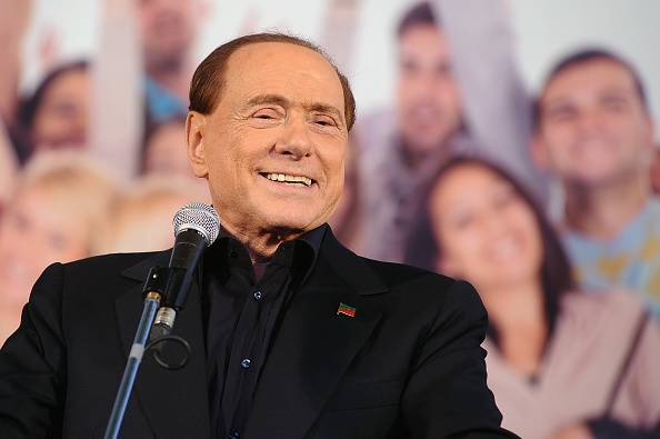 Silvio Berlusconi (Photo by Roberto Serra - Iguana Press/Getty Images)