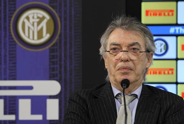 Massimo Moratti (Photo by Marco Luzzani - Inter/Inter via Getty Images)