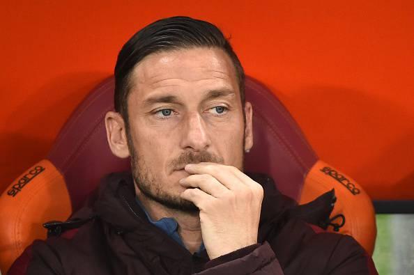 Proposta shock di Totti alla Roma per continuare a giocare!