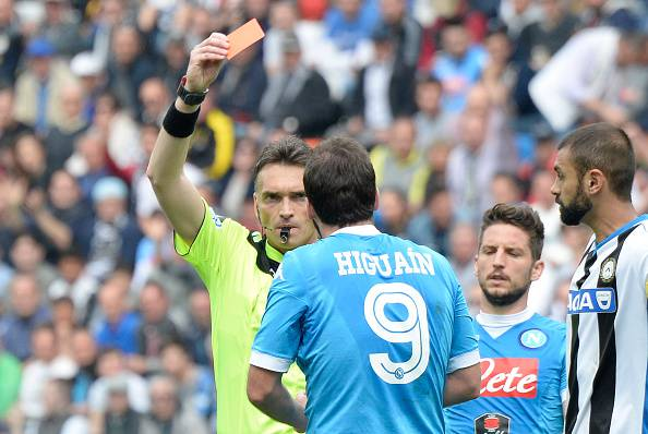 Gonzalo Higuain  (Photo by Dino Panato/Getty Images)