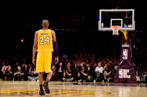 Kobe Bryant (Photo by Harry How/Getty Images)