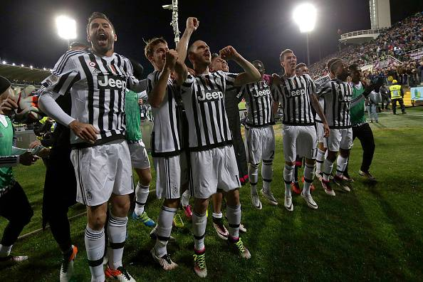 Juventus (Photo by Gabriele Maltinti/Getty Images)