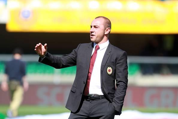 Cristian Brocchi (Photo by Andrea Spinelli/Corbis via Getty Images)