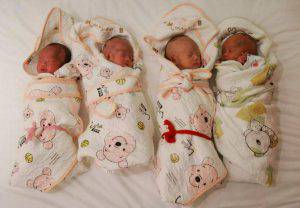Bonus bebè (Photo by China Photos/Getty Images)