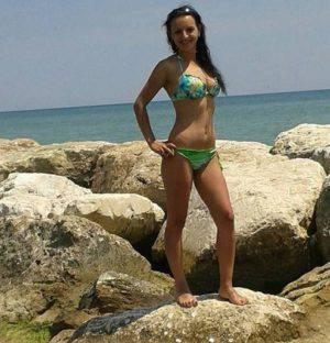Doina Matei si gode la semilibertà (Facebook)